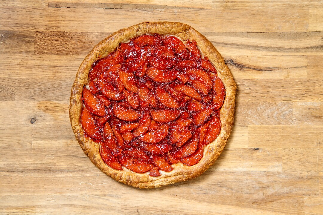 French-Style Quince Tart