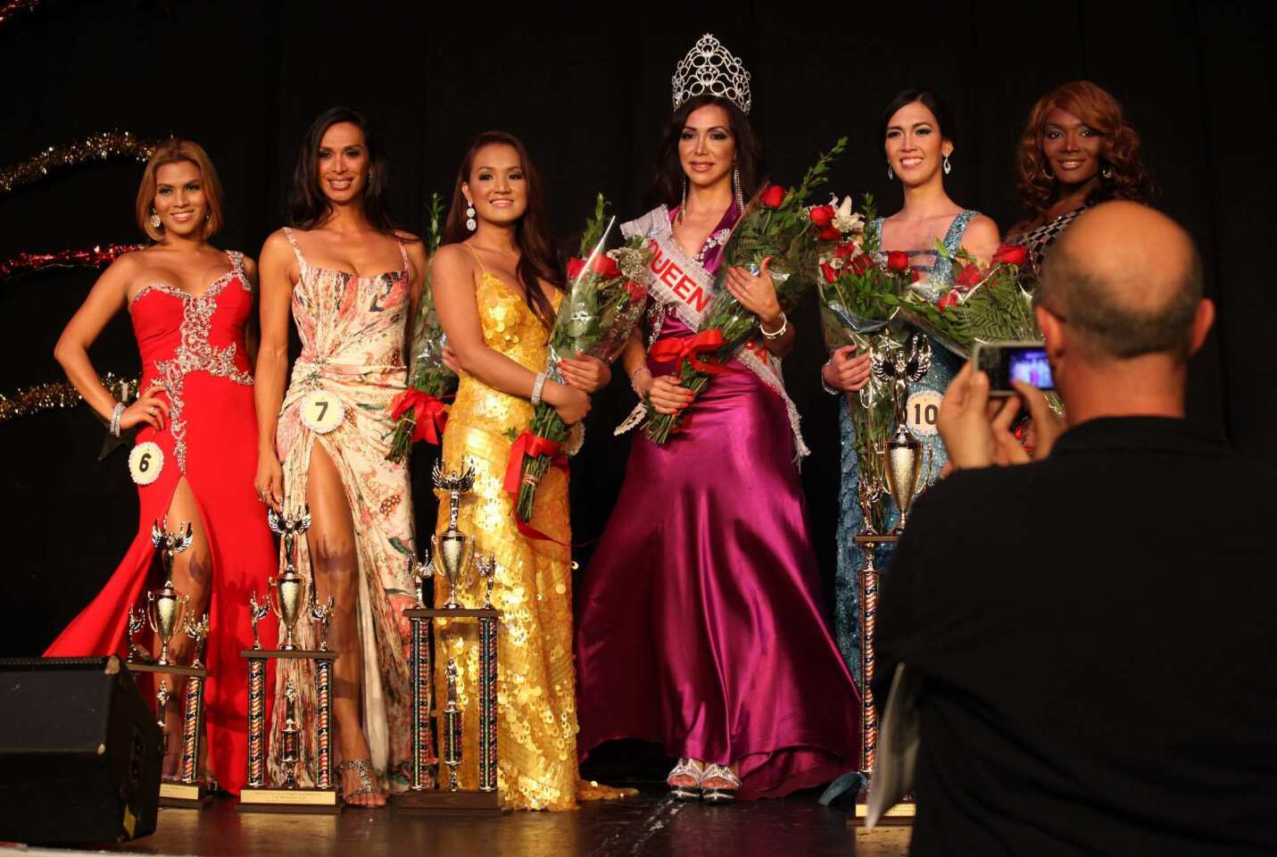 Miss Queen USA pageant