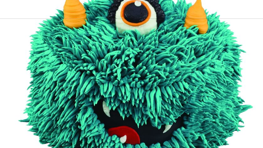 Basin-Robbins Silly Monster Cake is available through October.