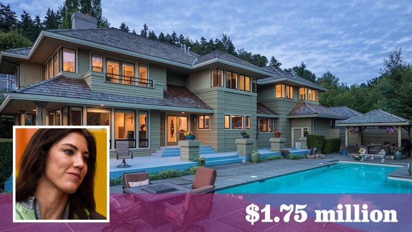 Hot Property | Hope Solo
