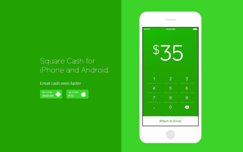 Square Cash for sending money: How it stacks up against