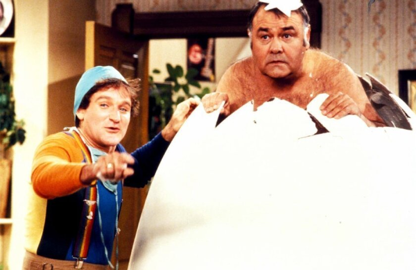 Remembering Jonathan Winters, the 'father of improvisational comedy' - Los  Angeles Times