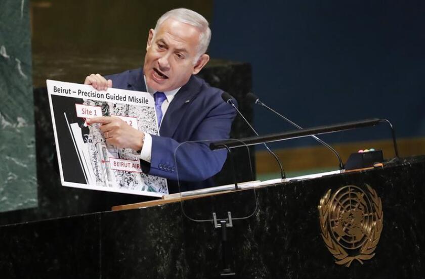 """EEUU apoya derecho de Israel a defenderse de """"acciones regionales"""" de Irán"""