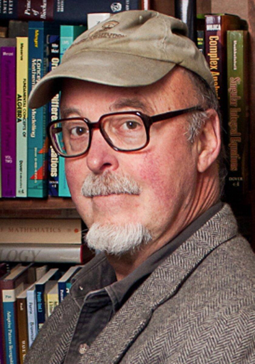 Dennis Wills, owner of D.G. Wills Books