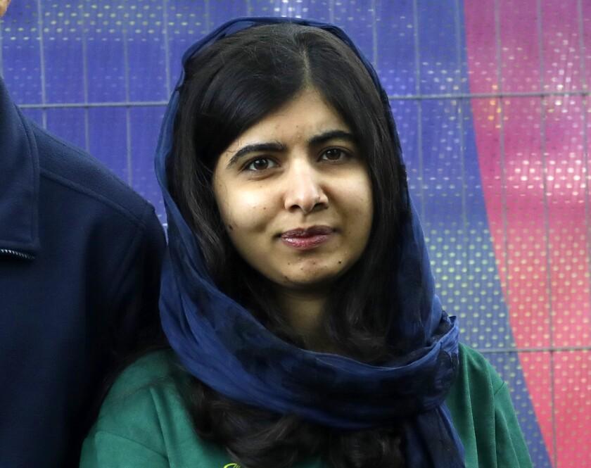 Malala lleva su pasión a la pantalla chica con Apple - San Diego  Union-Tribune en Español
