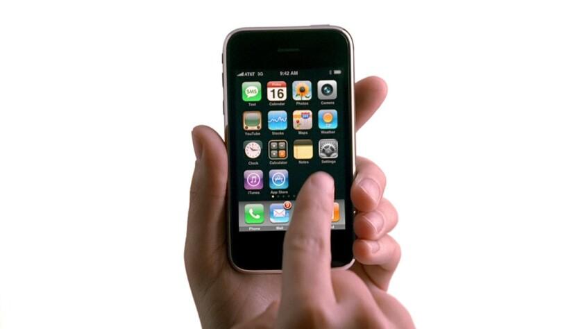 Apple creó hace 10 años el App Store.