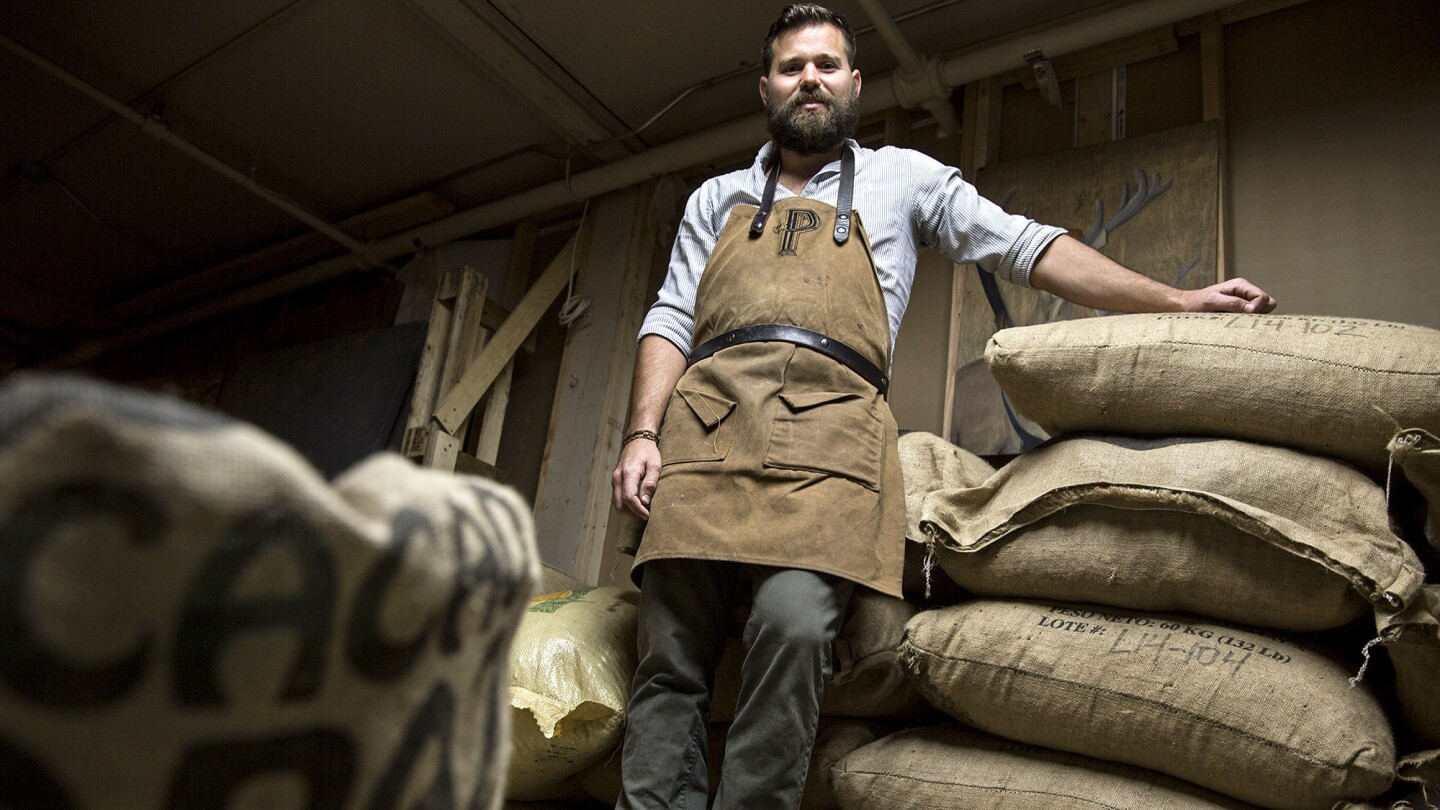 Ryan Berk opened Parliament Chocolate in Redlands a year ago. His style of chocolate is known in the business as bean-to-bar, and its focus on pure but bold flavors is drawing fans the same way craft beer and artisanal coffee already have.