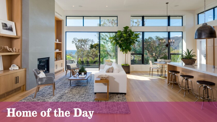 Home of the Day: A light and airy contemporary in Pacific Palisades
