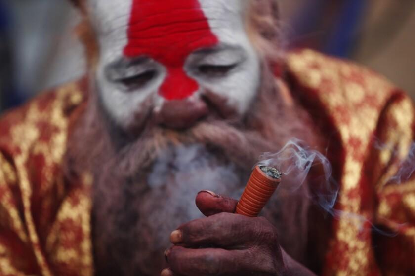 Nepal Marijuana Day