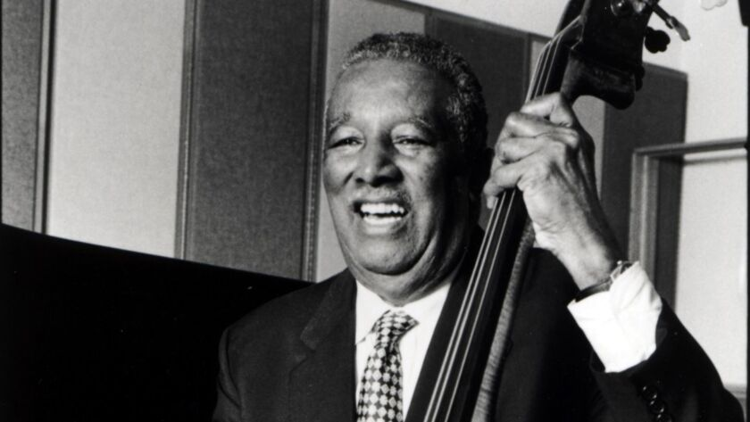 Ray Brown remains one of the giants of the bass in jazz.