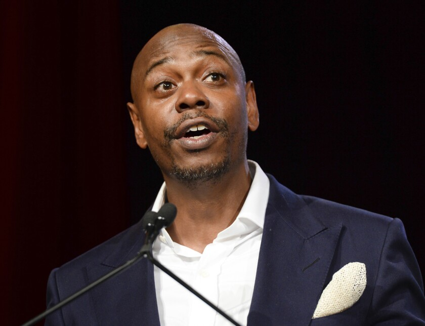 Dave Chappelle is headed back to TV with a trio of specials that will be released on Netflix in 2017.