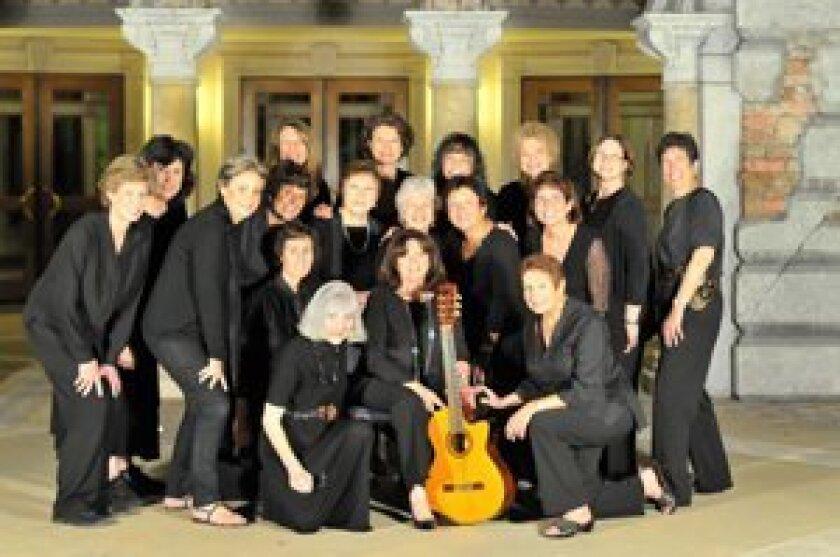 Congregation Beth Am choir