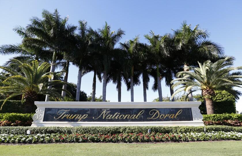 Trump Hotel Layoffs
