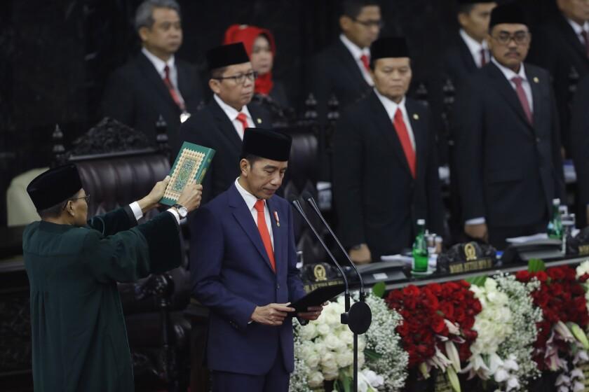 INDONESIA-WIDODO