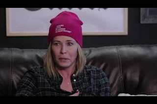 Chelsea Handler and the women's march