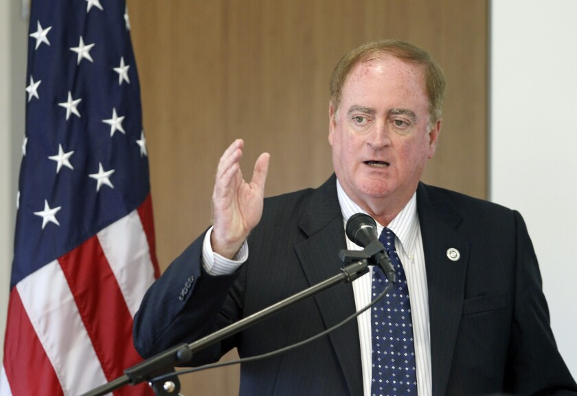 Newport Beach Mayor Keith Curry confirmed Wednesday that he plans to run for state Assembly in 2014.