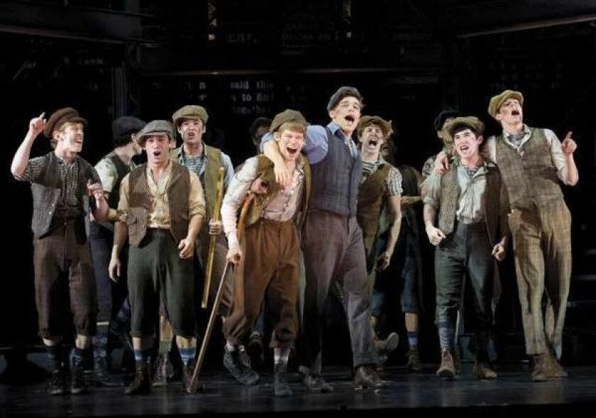 Newsies #36248 (18) - The Two River Times Theater Review