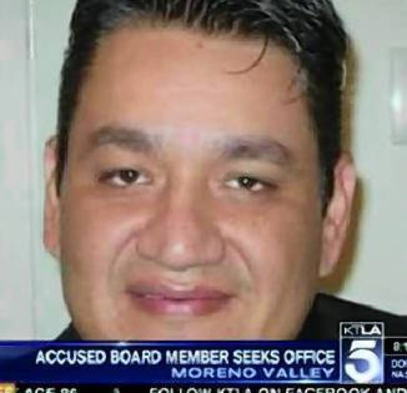 Moreno Valley school board member gets 14 years for pimping