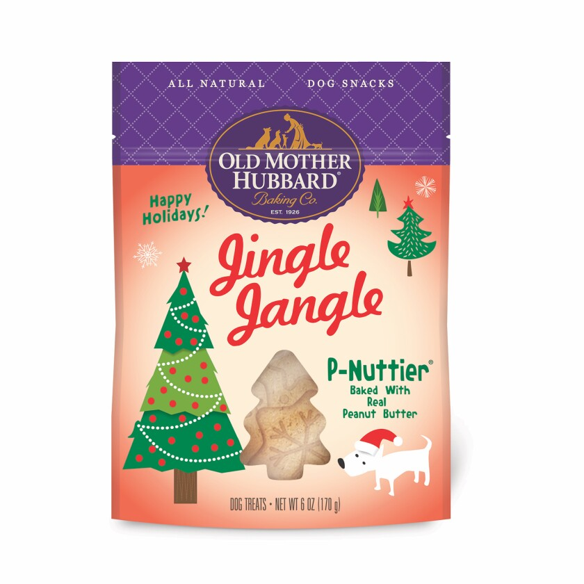 Jingle jangle treat