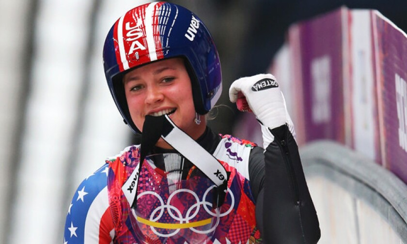 Sochi Olympics: Finishing 10th, luger Kate Hansen is Games' big winner