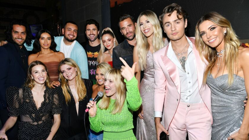 "BESTPIX - Premiere Of MTV's ""The Hills: New Beginnings"" - Inside"