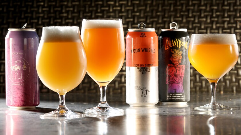 While craft breweries have succeeded in chipping away the market share of macrobreweries, there are signs the pace of growth is slowing.