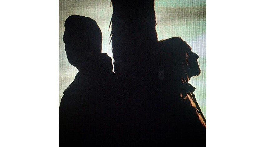 Iggy Pop and Josh Homme