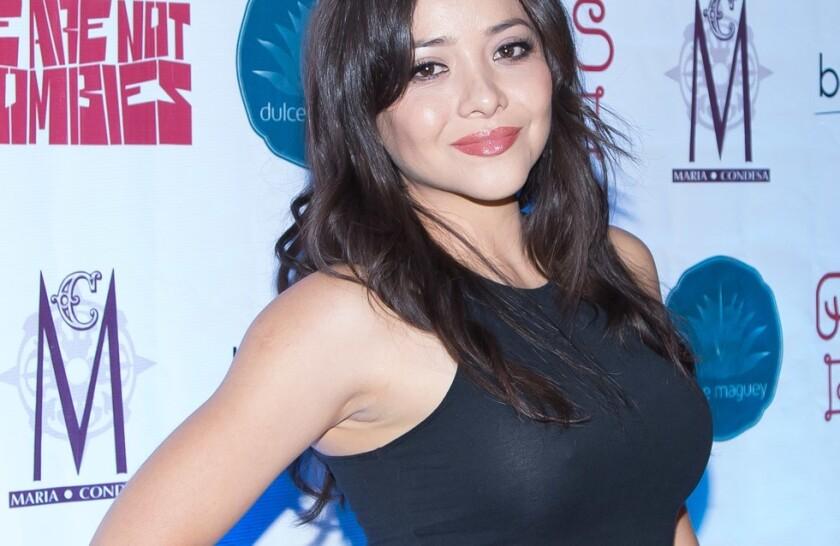 La actriz mexicana Teresa Ruiz sigue avanzando en Hollywood.