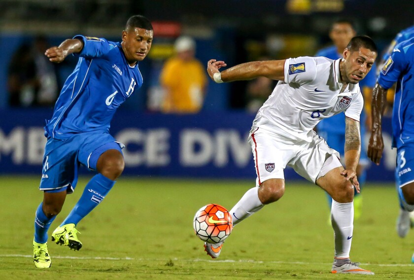 2015 Gold Cup: USA vs. Honduras