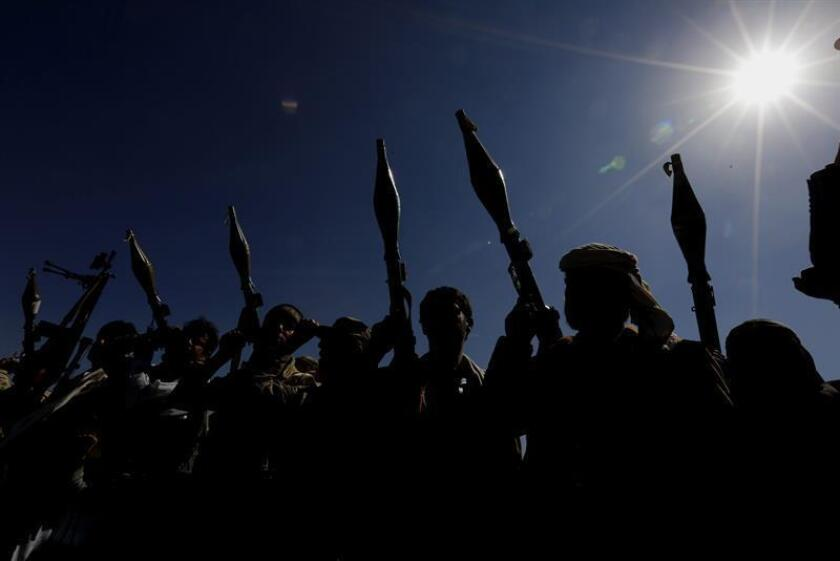 Estados Unidos informó hoy de la muerte de 28 miembros de Al Qaeda en Yemen en nueve bombardeos perpetrados entre el 23 de septiembre y el 13 de diciembre en ese país. EFE/EPA/ARCHIVO