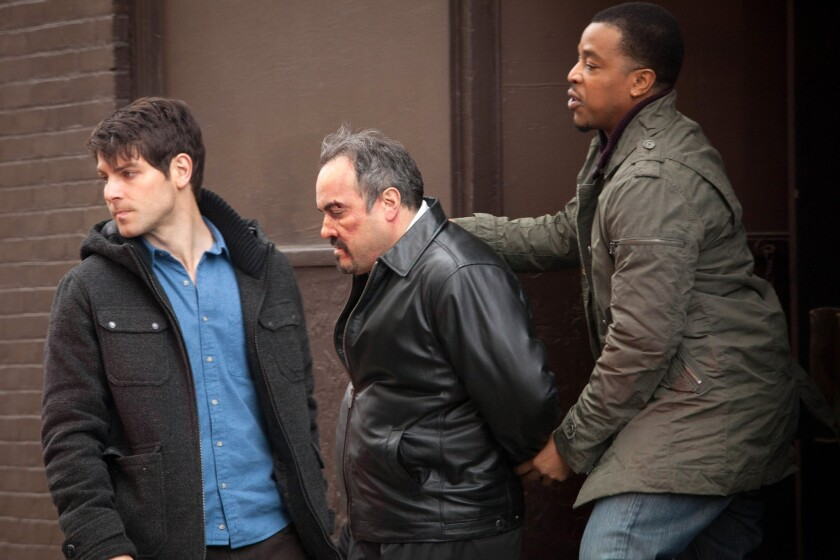 From 'Grimm' to 'Mad Men': What to watch this week