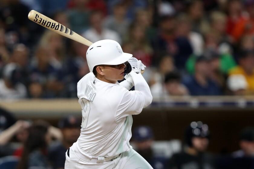 Boston Red Sox v San Diego Padres