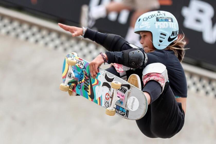 La española Benedetti y la británica Brown pasan a semis del Mundial de Skate