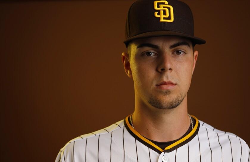 San Diego Padres pitcher MacKenzie Gore.