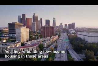 State officials have warned against building homes within 500 feet of freeways