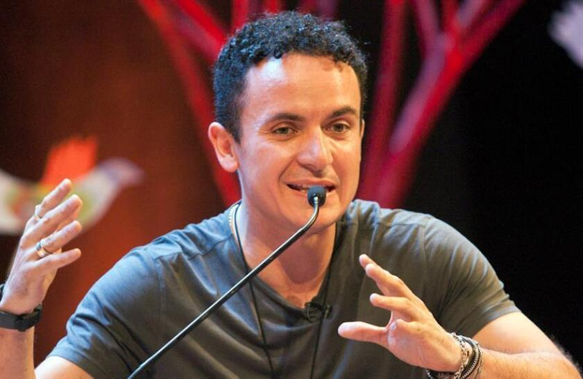 El cantante y compositor colombiano, Juan Fernando Fonseca. EFE/Archivo