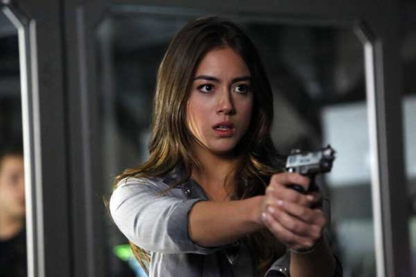 Tuesday's TV Highlights: 'Marvel's Agents of S.H.I.E.L.D.' on ABC