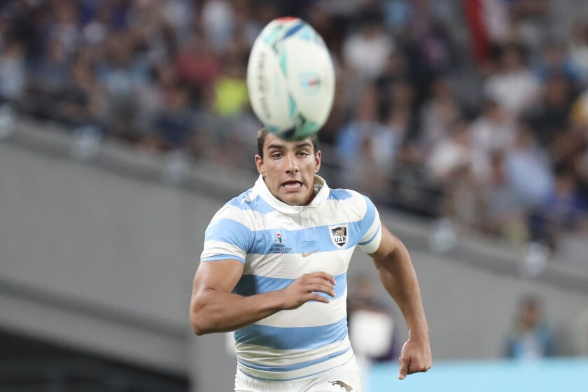 Japan Rugby WCup France Argentina