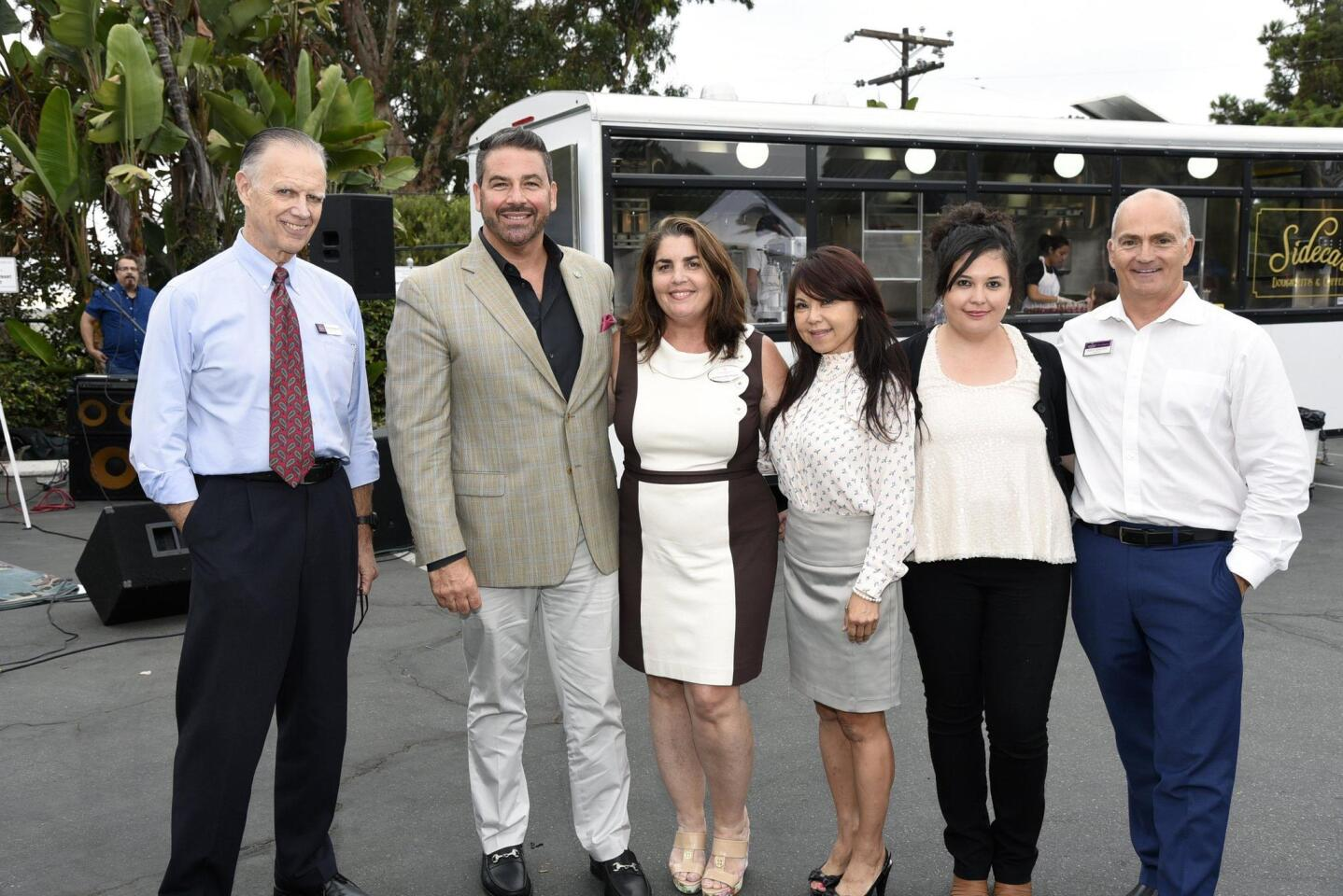 Berkshire Hathaway was well represented at The Taste of Del Mar with Tom Atkinson, Paul Benec, Kimberly Riedlinger, Chris Lun, Madeline Mason, Brent Ringoot