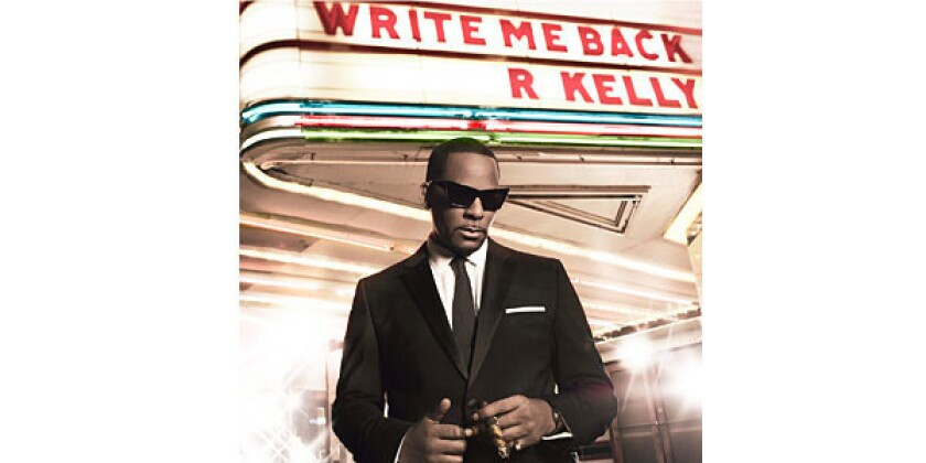 Album review: R  Kelly's 'Write Me Back' - Los Angeles Times