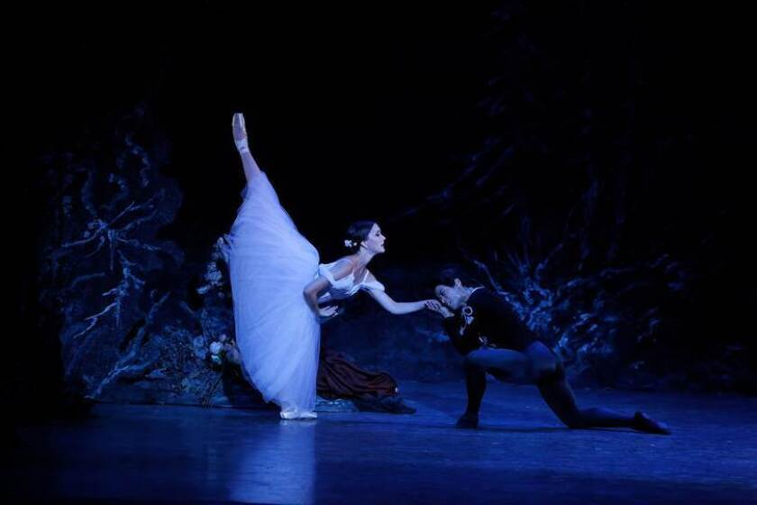 Los Angeles Ballet's 'Giselle'