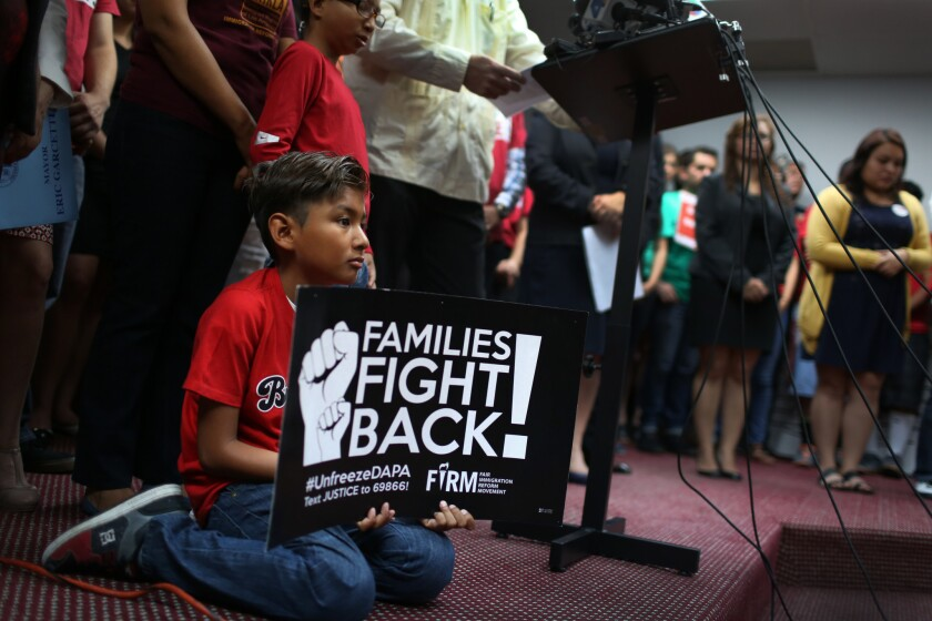 Immigration families