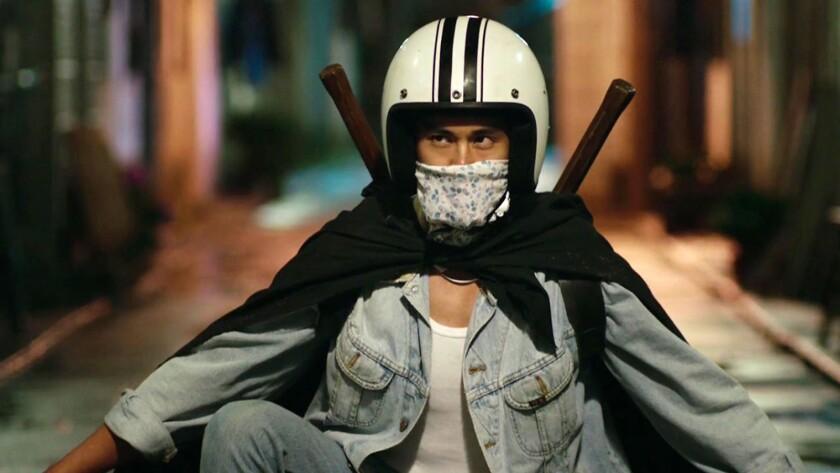 """Eddie Peng in the film """"Duckweed."""""""