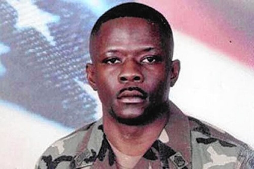 Army Sgt. 1st Class Alwyn Cashe died of burns three weeks after he rushed into a burning vehicle to rescue six soldiers in 2005.