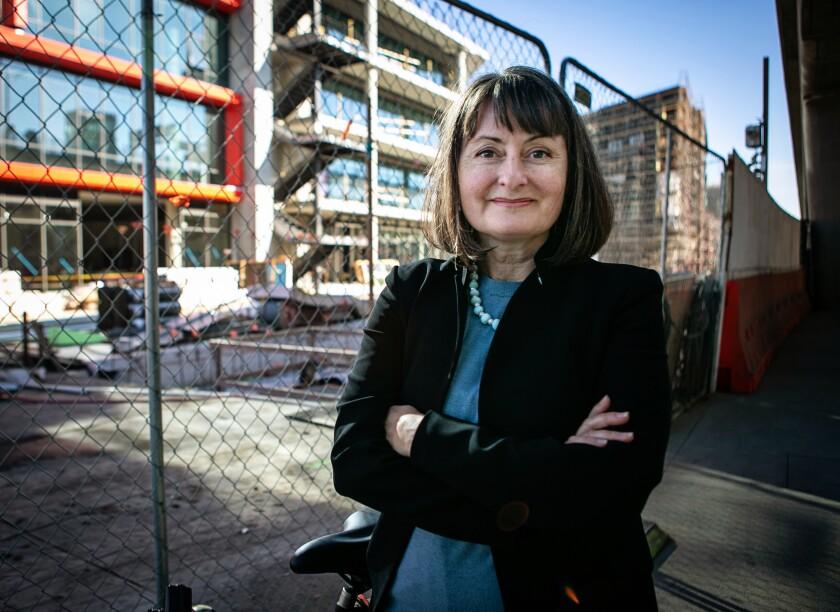 Culver City Mayor Meghan Sahli-Wells