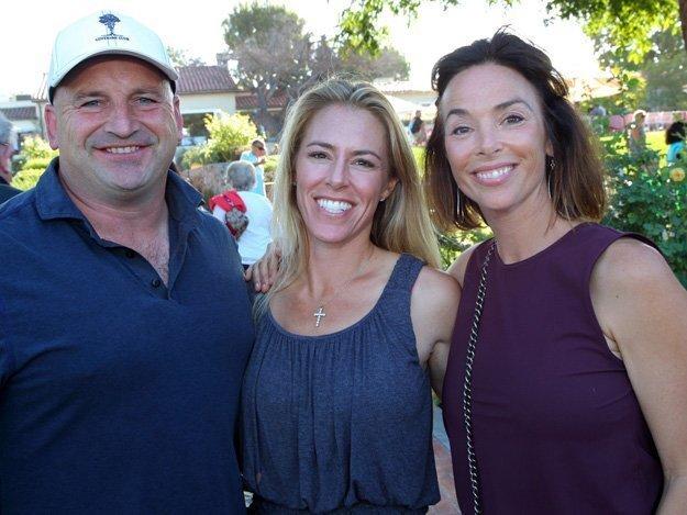 Thomas and Amy Wagner, Sarah Neal
