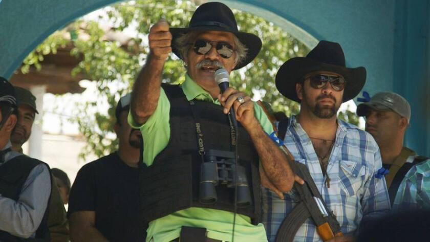 La cinta Tierra de Cárteles, que retrata el surgimiento de las autodefensas en Michoacán bajo el mando del hoy preso José Manuel Mireles, obtuvo en enero la nominación a Mejor Documental a los Premios Oscar.