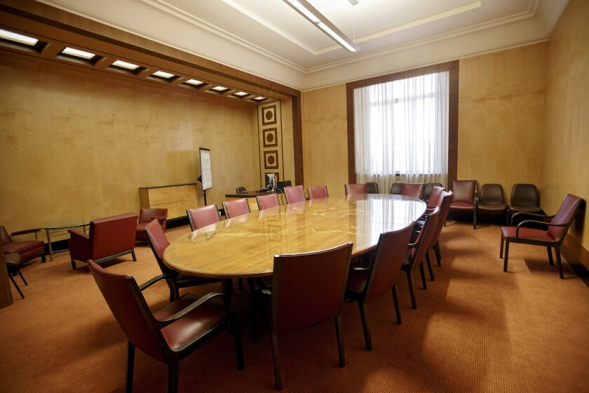 Venue of the Intra-Syrian talks in Geneva