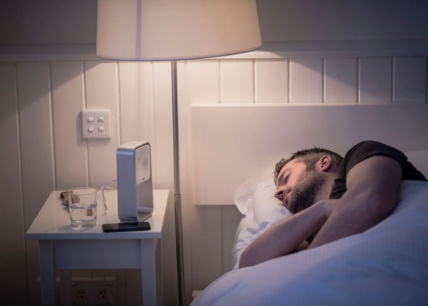 SleepScore Labs, a spin out of ResMed, hopes to build the ecosystem around accurate sleep monitoring centered on ResMed's S+ in-home, non-contact tracking device.