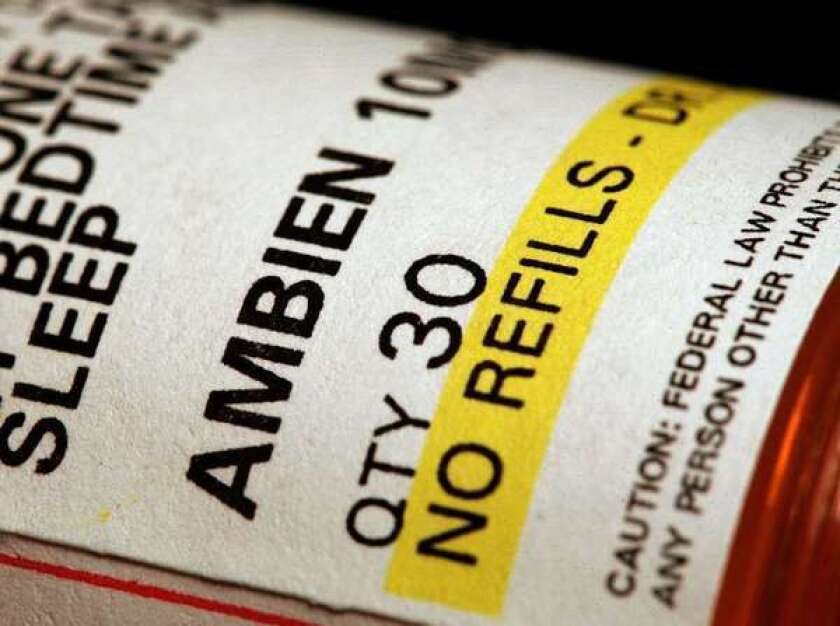 CDC says 1 in 25 Americans uses sleeping pills to catch their zzzzzs